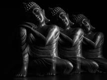 γλυπτό του Βούδα στοκ φωτογραφία