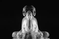γλυπτό του Βούδα στοκ εικόνες