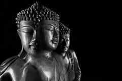 γλυπτό του Βούδα στοκ φωτογραφία με δικαίωμα ελεύθερης χρήσης