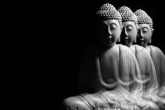γλυπτό του Βούδα στοκ φωτογραφίες με δικαίωμα ελεύθερης χρήσης