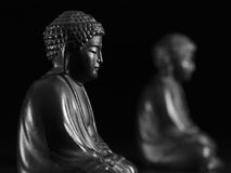 Γλυπτό του Βούδα Sakyamuni στοκ εικόνες με δικαίωμα ελεύθερης χρήσης