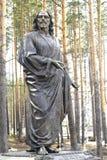 Γλυπτό του Ιησού Χριστού Στοκ εικόνα με δικαίωμα ελεύθερης χρήσης