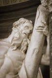Γλυπτό του ST Andrew Στοκ φωτογραφίες με δικαίωμα ελεύθερης χρήσης