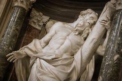 Γλυπτό του ST Andrew Στοκ εικόνες με δικαίωμα ελεύθερης χρήσης