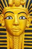 Γλυπτό Pharaoh Στοκ Εικόνα