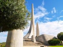 Γλωσσικό μνημείο αφρικανολλανδικής στοκ εικόνες με δικαίωμα ελεύθερης χρήσης