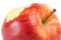δάγκωμα μήλων Στοκ εικόνες με δικαίωμα ελεύθερης χρήσης
