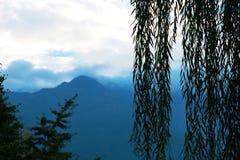 Δάλι Cangshan, Yunnan, Κίνα στοκ εικόνα