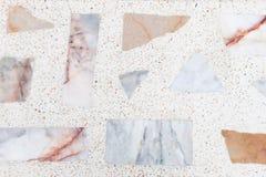 Δάπεδο βεράντας ή γυαλισμένος τοίχος σχεδίων πετρών και μαρμάρινη εκλεκτής ποιότητας σύσταση επιφάνειας χρώματος παλαιά για το υπ Στοκ φωτογραφία με δικαίωμα ελεύθερης χρήσης