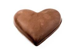 Δάπεδο τζακιού σοκολάτας που απομονώνεται στο άσπρο υπόβαθρο Στοκ εικόνες με δικαίωμα ελεύθερης χρήσης