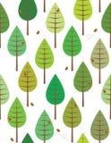 δάση πουλιών διανυσματική απεικόνιση