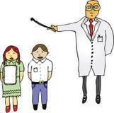 δάσκαλος παιδιών ελεύθερη απεικόνιση δικαιώματος
