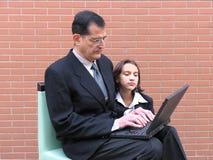 Δάσκαλος & σπουδαστές στοκ φωτογραφία με δικαίωμα ελεύθερης χρήσης