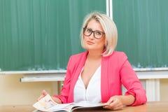 Δάσκαλος στην κατηγορία Στοκ εικόνα με δικαίωμα ελεύθερης χρήσης