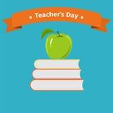 Δάσκαλοι ημέρα Ð ¡ ard απεικόνιση αποθεμάτων