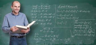 Δάσκαλος μαθηματικών Στοκ Εικόνα