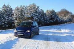 δάσος αυτοκινήτων Στοκ εικόνα με δικαίωμα ελεύθερης χρήσης