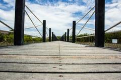 δάσος γεφυρών Στοκ εικόνες με δικαίωμα ελεύθερης χρήσης