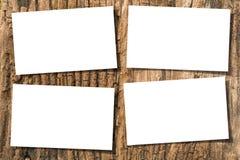 δάσος εγγράφων Στοκ Εικόνες