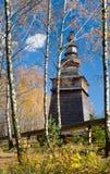 δάσος εκκλησιών Στοκ Φωτογραφία