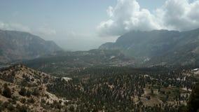 Δάσος ιουνιπέρων Ziarat Στοκ φωτογραφία με δικαίωμα ελεύθερης χρήσης