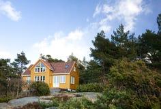 δάσος καμπινών Στοκ εικόνες με δικαίωμα ελεύθερης χρήσης