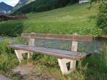 δάσος πάγκων ξύλινο Στοκ εικόνα με δικαίωμα ελεύθερης χρήσης