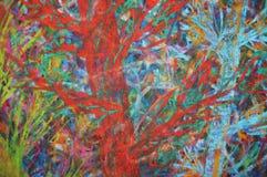 δάσος χάους Στοκ εικόνα με δικαίωμα ελεύθερης χρήσης