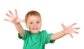 δάχτυλα μωρών Στοκ φωτογραφίες με δικαίωμα ελεύθερης χρήσης