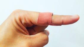 Δάχτυλα - - που τυλίγονται δάχτυλα Στοκ Εικόνες