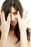δάχτυλα Στοκ εικόνα με δικαίωμα ελεύθερης χρήσης