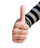δάχτυλο Στοκ Φωτογραφίες