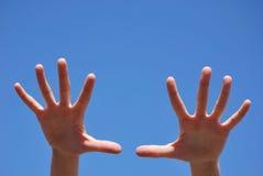 δάχτυλο Στοκ εικόνα με δικαίωμα ελεύθερης χρήσης