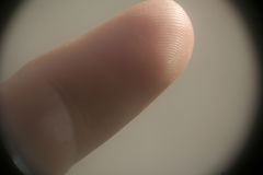 Δάχτυλο Στοκ Φωτογραφία