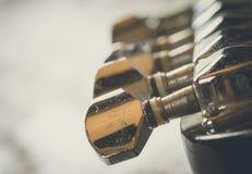 Δέκτης κιθάρων στοκ φωτογραφίες με δικαίωμα ελεύθερης χρήσης