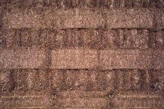 Δέματα του αχύρου σανού - υπόβαθρο στοκ φωτογραφία με δικαίωμα ελεύθερης χρήσης