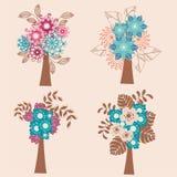 δέντρα συλλογής απεικόνιση αποθεμάτων