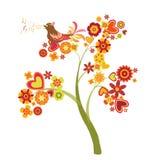 δέντρο αγάπης ελεύθερη απεικόνιση δικαιώματος