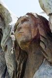 Δέντρο αγγέλου στον κόλπο Σαιντ Λούις, Μισισιπής Στοκ εικόνες με δικαίωμα ελεύθερης χρήσης