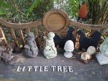 δέντρο απορριμάτων Στοκ εικόνα με δικαίωμα ελεύθερης χρήσης