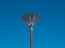 δέντρο γλυπτών φοινικών Στοκ εικόνα με δικαίωμα ελεύθερης χρήσης