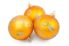 δέντρο διακοσμήσεων Χριστουγέννων Στοκ εικόνες με δικαίωμα ελεύθερης χρήσης
