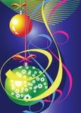 δέντρο διακοσμήσεων Χρι&sigma απεικόνιση αποθεμάτων