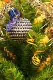 δέντρο διακοσμήσεων Χρι&sigma Στοκ εικόνες με δικαίωμα ελεύθερης χρήσης