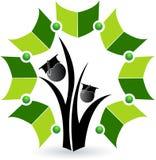 Δέντρο εκπαίδευσης ελεύθερη απεικόνιση δικαιώματος