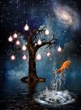 δέντρο ιδέας Στοκ φωτογραφία με δικαίωμα ελεύθερης χρήσης