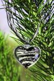 δέντρο καρδιών γουνών Στοκ εικόνα με δικαίωμα ελεύθερης χρήσης