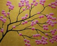δέντρο κερασιών απεικόνιση αποθεμάτων