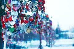 Δέντρο κλειδαριών Στοκ εικόνες με δικαίωμα ελεύθερης χρήσης