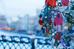Δέντρο κλειδαριών Στοκ Φωτογραφίες